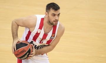 Ο Μάντζαρης συμπλήρωσε 200 εμφανίσεις στην EuroLeague (video)