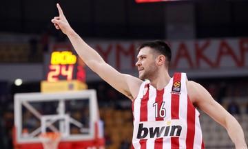 Η EuroLeague αποθέωσε τον «καυτό» Παπανικολάου (vid)