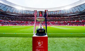 Copa del Rey: Τα ζευγάρια των προημιτελικών (pic)