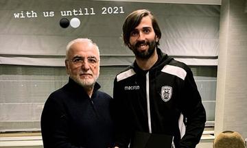 Επίσημο: Ως το 2021 στον ΠΑΟΚ ο Κρέσπο