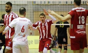 League Cup «Νίκος Σαμαράς»: Στις 23 και 26 Ιανουαρίου οι τελικοί Ολυμπιακού - Φοίνικα