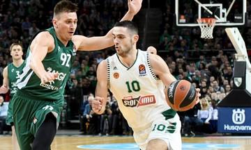 """Ζαλγκίρις - Παναθηναϊκός 82-69: Οι """"πράσινοι""""... βυθίστηκαν στην 12η θέση (vid)"""