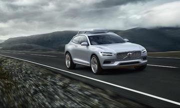 To επόμενο Volvo V40 θα είναι coupe SUV