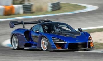Έλληνας εφοπλιστής αγόρασε μια McLaren Senna!