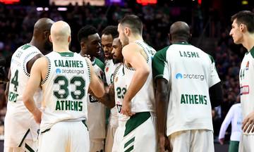 Τρίτη χειρότερη επίθεση στην EuroLeague ο Παναθηναϊκός