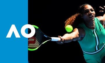 Australian Open: Πρόκριση για Σερένα και Οσάκα στην Αυστραλία