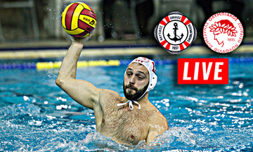 LIVE: Βουλιαγμένη - Ολυμπιακός (14:00)