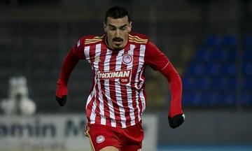 Ο Χριστοδουλόπουλος σκόραρε με κεφαλιά στη Super League μετά από 11 χρόνια