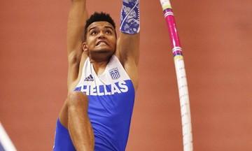 Πρώτος ο Καραλής με 5.55μ στους Μεσογειακούς Αγώνες Νέων