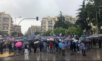 Ο καιρός της Κυριακής (20/1): Με ασθενείς βροχές το συλλαλητήριο για τη Μακεδονία