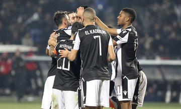 Τα highlights του ΠΑΟΚ-Πανιώνιος 3-0 (vid)