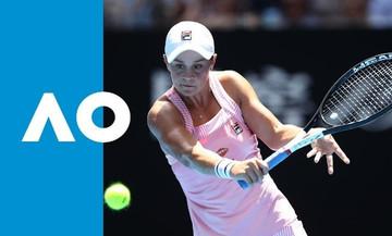 Australian Open: Η Μπάρτι απέκλεισε την Σαράποβα!