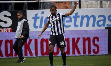 ΟΦΗ-Παναιτωλικός 3-0: Ρεσιτάλ από τον Ναμπί στο Ηράκλειο