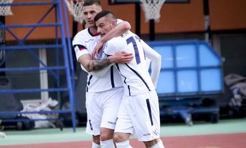Football League: Μείωσε τη διαφορά της η Κέρκυρα από τον Βόλο (αποτελέσματα και βαθμολογία)