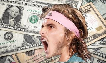 Πόσα δολάρια θα κερδίσει ο Τσιτσιπάς από το Όπεν Αυστραλίας