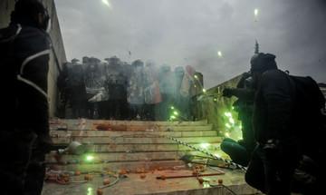 Συλλαλητήριο για τη Μακεδονία: Η διαδήλωση αμαυρώθηκε από εκτεταμένα επεισόδια (vid)