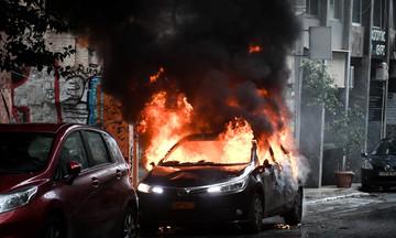 Τραυμάτισαν εικονολήπτη της ΕΡΤ στο συλλαλητήριο