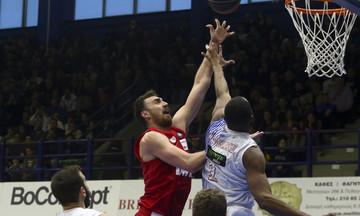 Χολαργός - Ολυμπιακός 68-73: Τα «έσπασε» στο πρώτο, κέρδισε στην παράταση