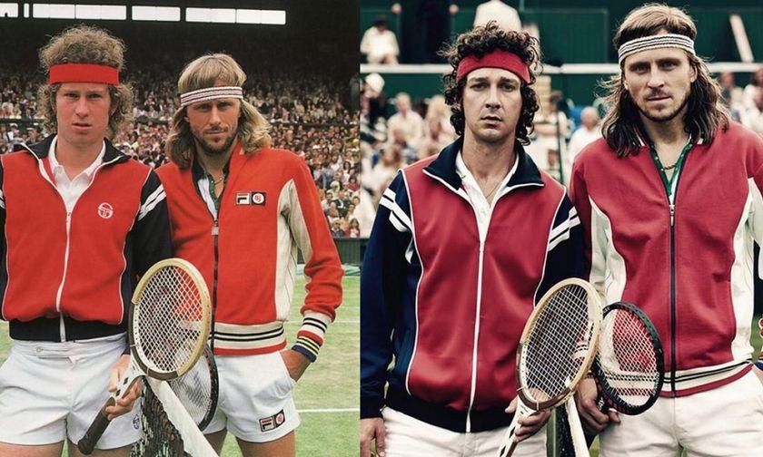 Borg vs McEnroe: Η τιτανομαχία του τένις στο σινεμά