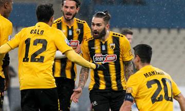 Τα highlights του ΑΕΚ - Αστέρας Τρίπολης (vid)
