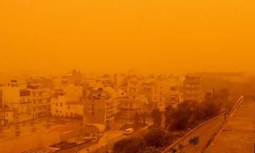Καιρός: Χιόνια και αφρικανική σκόνη!