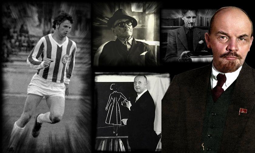 Ο Ολυμπιακός θρηνεί για τον Περσίδη, ο Ντιόρ έρχεται, ο Λένιν, ο Όργουελ και ο Σκαρίμπας «φεύγουν»