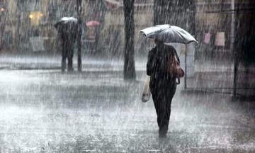Ο καιρός την Τρίτη (22/1): Βροχές και καταιγίδες...
