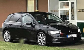 «Στα πράσα» το νέο VW Golf