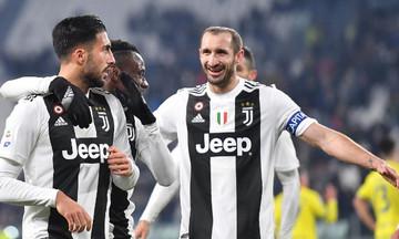 Serie A: Εύκολα η Γιουβέντους την Κιέβο 3-0 (αποτελέσματα, βαθμολογία)