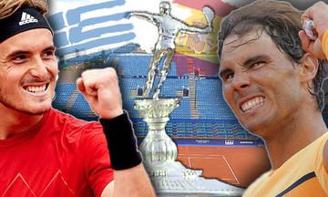 Australian Open: Έκλεισε το ραντεβού Τσιτσιπά-Ναδάλ στα ημιτελικά