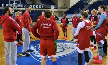 Στο κατάλευκο Κουρσκ ο Ολυμπιακός για το ματς με τη Ντιναμό!