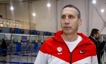 Μπλατ: «Σέβομαι απεριόριστα τον Ομπράντοβιτς αλλά είμαστε πανέτοιμοι»
