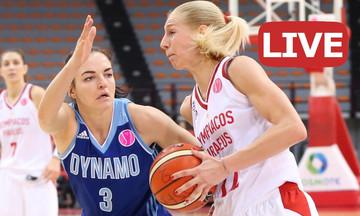 LIVE: Ντιναμό Κουρσκ - Ολυμπιακός (18:00)