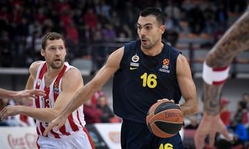 Σλούκας: «Έφυγα από τον Ολυμπιακό λόγω του ρόλου μου»