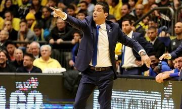 Σφαιρόπουλος: «O Πιτίνο είναι θρύλος και δάσκαλος του μπάσκετ»