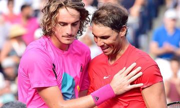 Τσιτσιπάς - Ναδάλ: Ποιο κανάλι θα δείξει τη «μάχη» του Australian Open