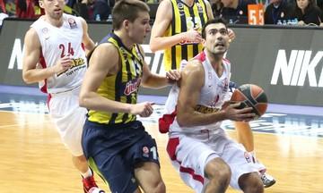 Σλούκας VS Sloukas: Η EuroLeague σύγκρινε την παρουσία του σε Ολυμπιακό-Φενέρμπαχτσε (pic)