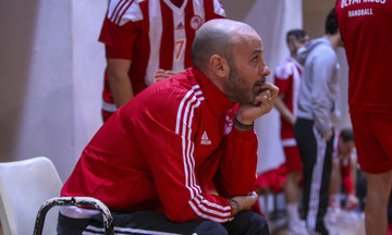 Ζαραβίνας: «Δεν με ενδιαφέρει καθόλου η διαφορά των γκολ»
