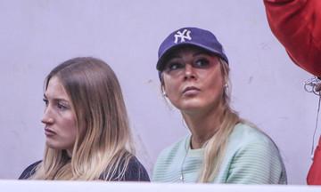 Δεν πτοείται η Χίπε, είδε Ολυμπιακός-ΠΑΟΚ στο Χάντμπολ! (pics)