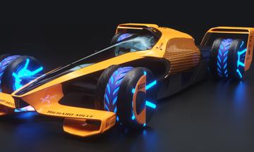 H McLaren μας ταξιδεύει στην Formula 1 του 2050! (vid)
