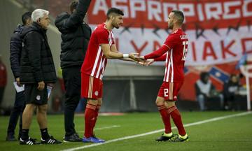 Ο Μπουχαλάκης χάνει τα ματς με Αστέρα και ΑΕΛ