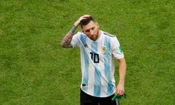 Επιστροφή Μέσι στην Εθνική Αργεντινής