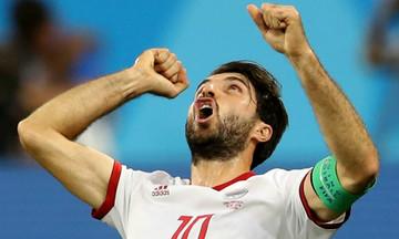 Ο Ανσαριφάρντ σκόραρε στο 3-0 του Ιράν επί της Κίνας (vid)