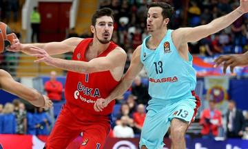 EuroLeague: Ξεχωρίζει το Μπαρτσελόνα - ΤΣΣΚΑ