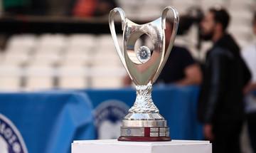 Κύπέλλο Ελλάδος: Στις 12:00 η κλήρωση
