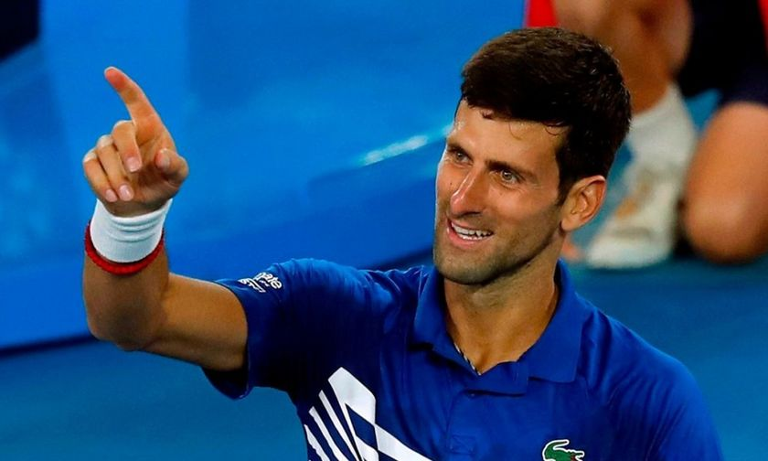 Τζόκοβιτς - Ναδάλ στον τελικό του Australian Open