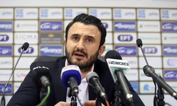Καρυπίδης: «Εγκαταλείπω τη θέση του προέδρου»