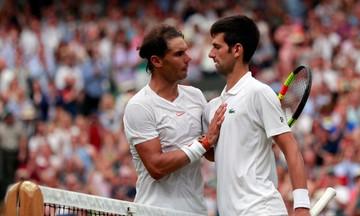 Τελικός Australian Open: Το «Τζόκοβιτς vs Ναδάλ» με αριθμούς