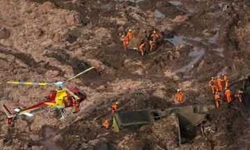Εννιά νεκροί και 300 αγνοούμενοι σε μεταλλείο στη Βραζιλία (vid)