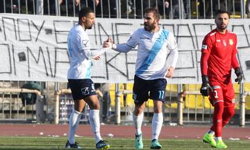 Football League: O Ηρακλής 2-0 πήρε το αήττητο του Βόλου (vid, αποτελέσματα, βαθμολογία)
